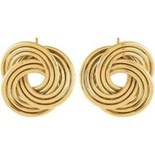 gold-earring